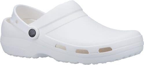 Crocs Specialist ll Vent Mens Occupational Footwear White